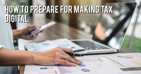 Set up a Personal Tax  Account in preparation for MTD