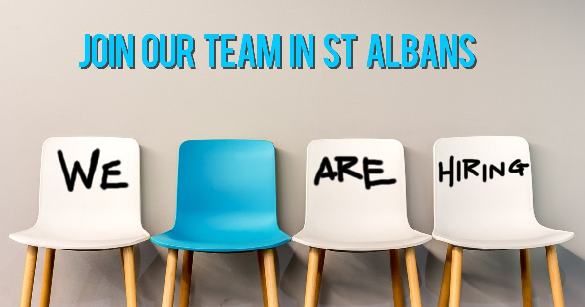 Join our Team in St Albans